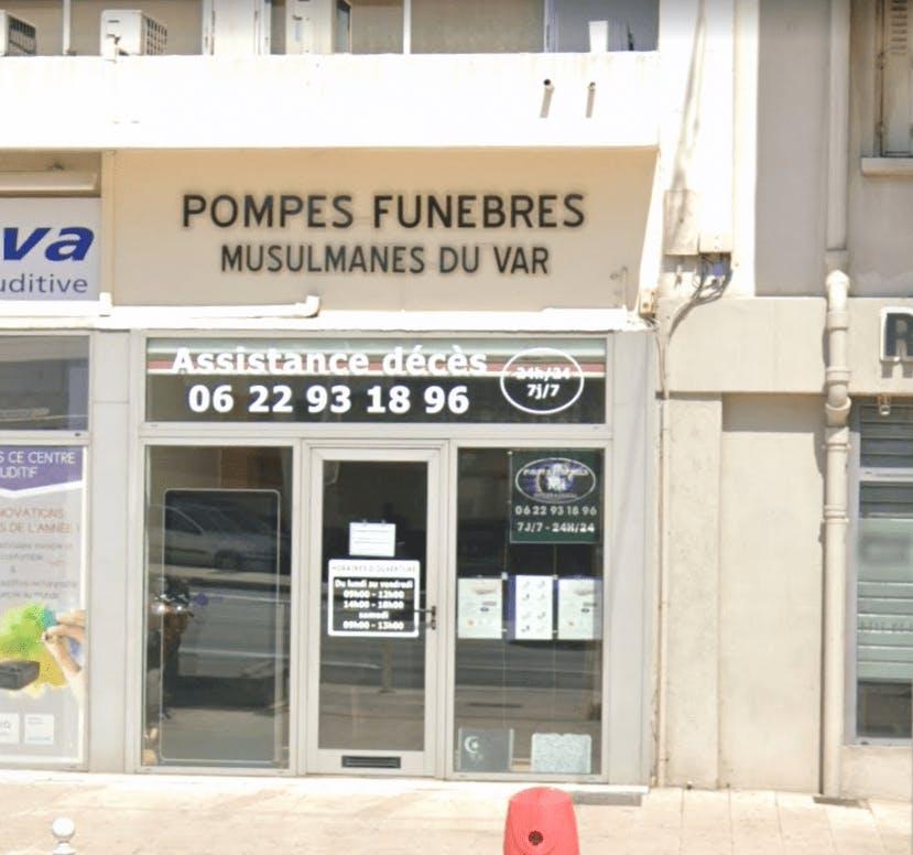 Photographie Pompes Funèbres Musulmanes du Var à Toulon