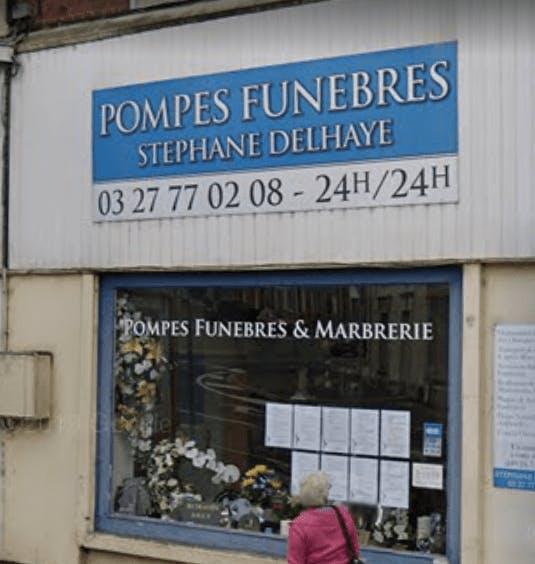 Photographie Pompes Funèbres Stéphane Delhaye du Cateau-Cambrésis
