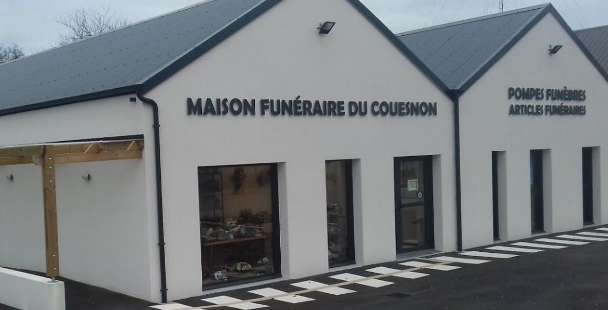 Photographies des Pompes Funèbres de l'Illet à Sens-de-Bretagne