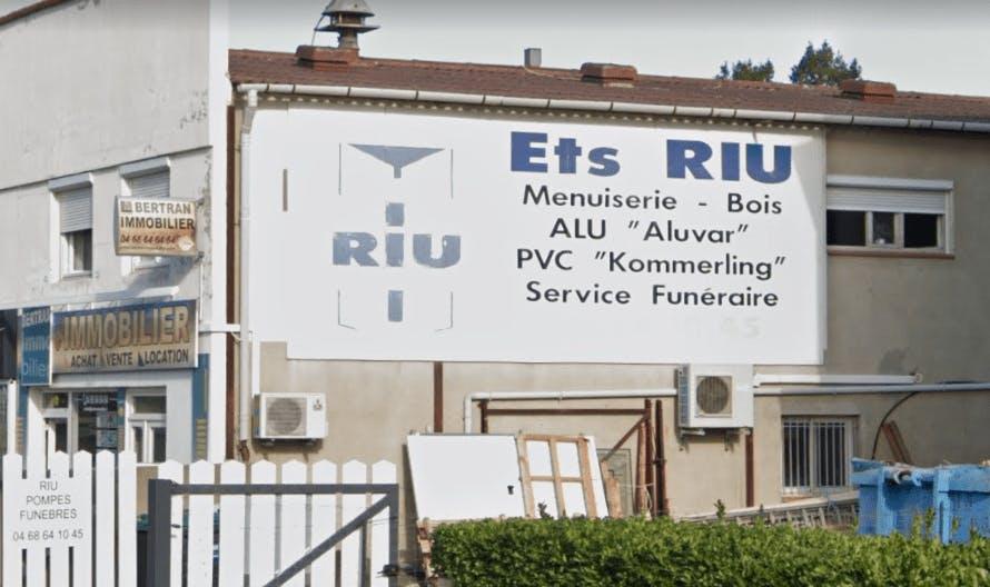 Photographie de la Pompes Funèbres RIU à Rivesaltes