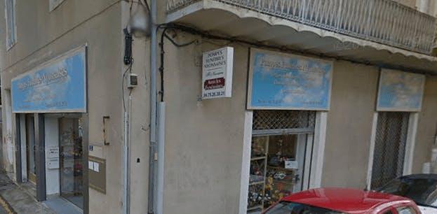 Photographie de la Pompes Funèbres Nyonsaises Navarre de la ville de Nyons