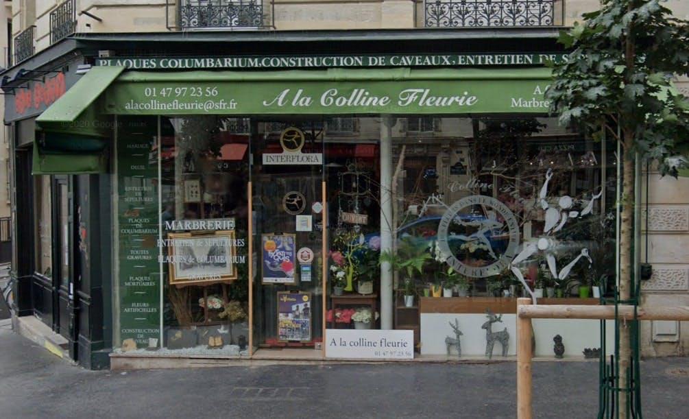 Photographies de la Marbrerie AC Simon à Paris