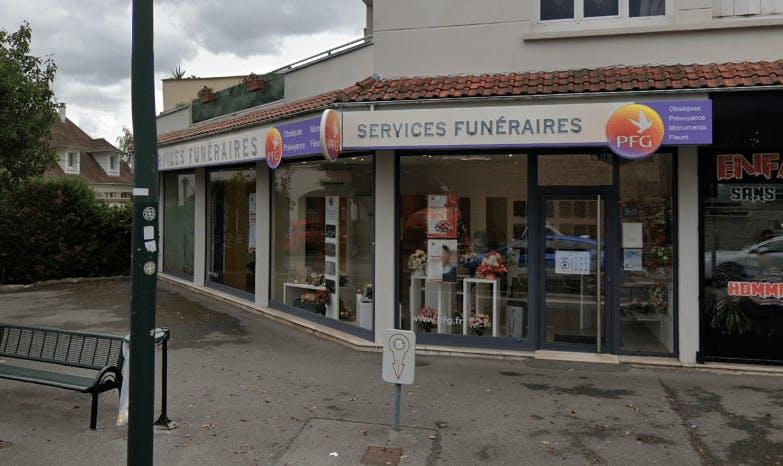 Photographie de la Pompes Funèbres Générales à Pontault-Combault