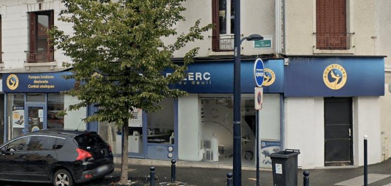 Photographie Pompes Funèbres Roc-Eclerc Champigny-sur-Marne