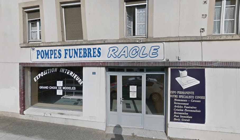 Photographie Pompes Funèbres Racle de Luxeuil-les-Bains