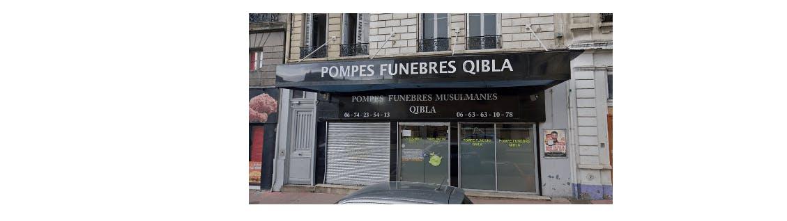 Photographie de la Pompes Funèbres Musulmanes QIBLA à Saint-Etienne