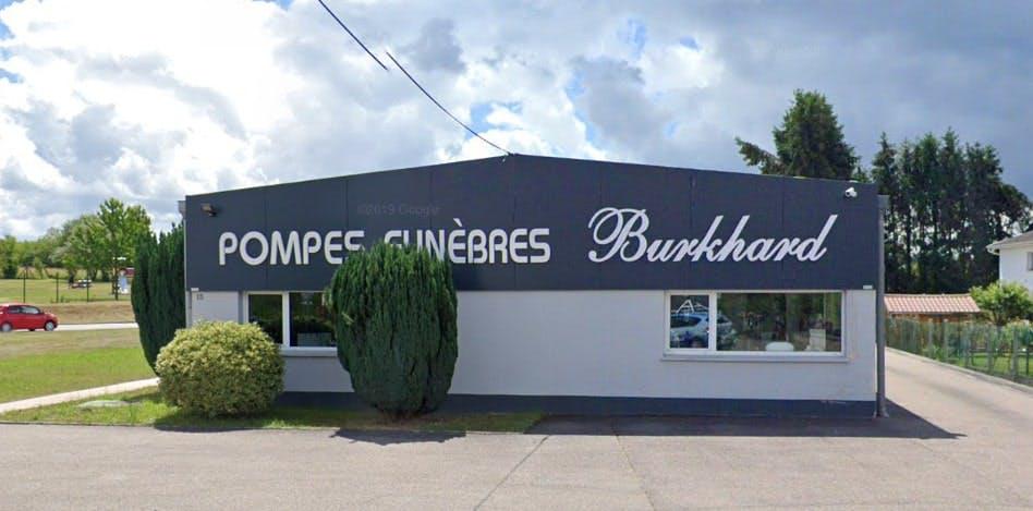 Photographies des Pompes Funebres Burkhard à Behren-lès-Forbach