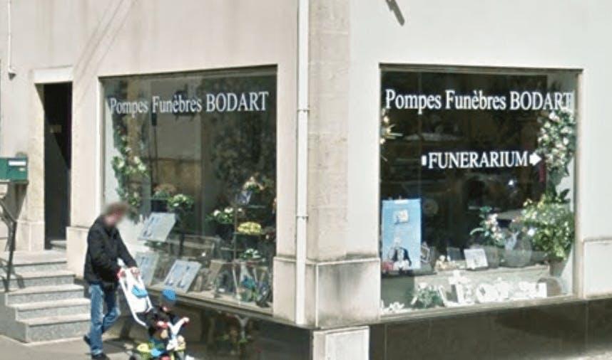 Photographie Pompes Funèbres BODART de Longuyon