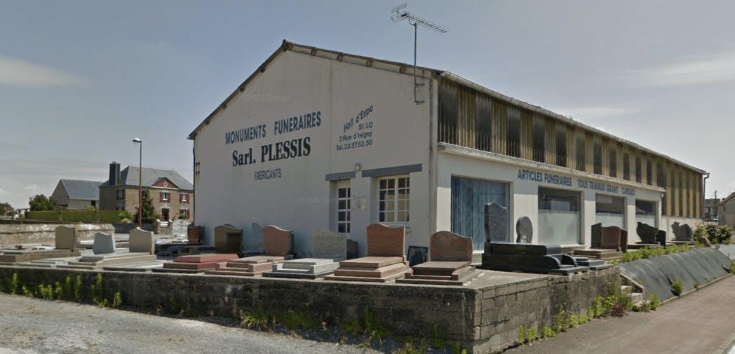 Photographie  Pompes funèbres Plessis Saint-Amand
