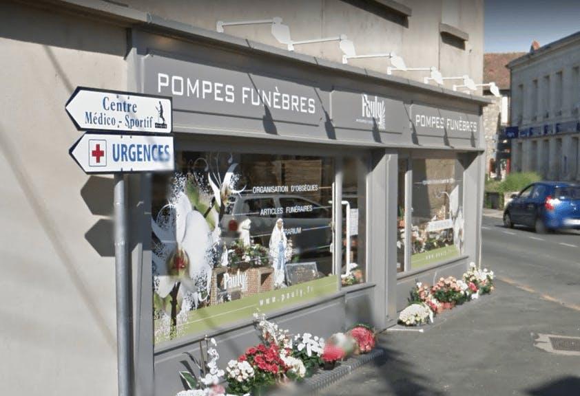 Photographie de la Pompes Funèbres PAULY à Bergerac