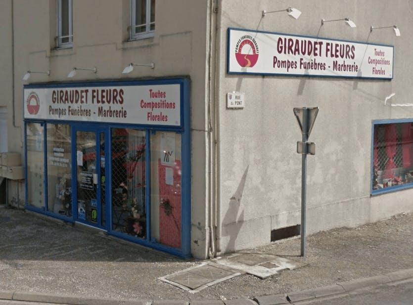 Photographie Pompes Funèbres GIRAUDET de Lamarche-sur-Saône