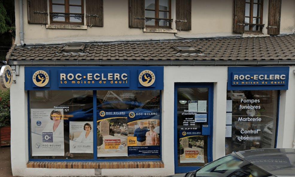 Photographie Pompes Funèbres Roc-Eclerc de Conflans-Sainte-Honorine