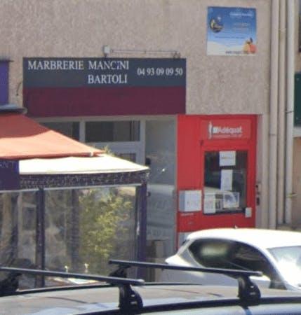Photographie de la Marbrerie Mancini à Grasse