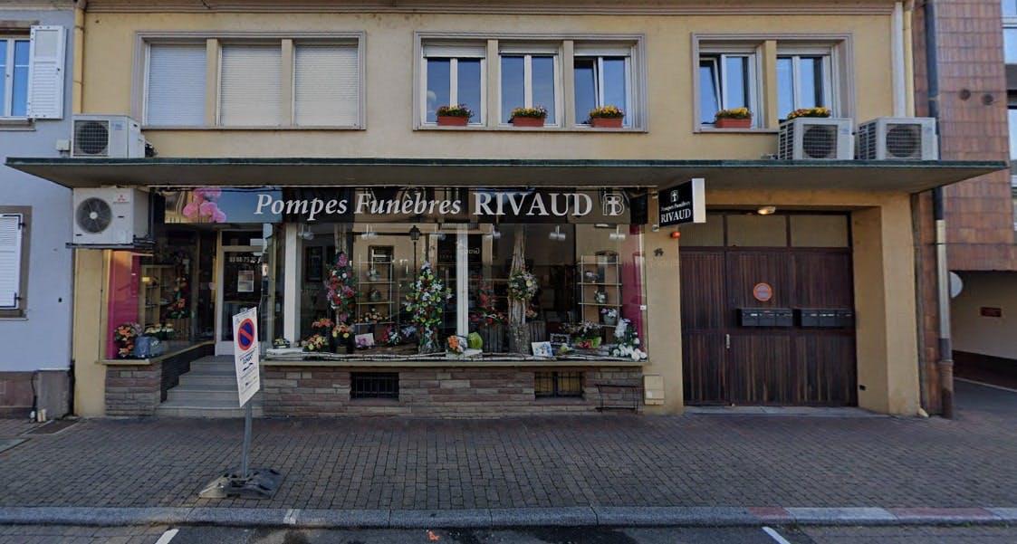Photographies des Pompes Funèbres Rivaud Gérard à Brumath