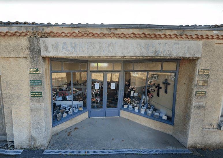 Photographie Marbrerie BOINOT de Châteaubernard