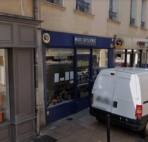 Photographie de la Pompes Funèbres ROC ECLERC à Rambouillet
