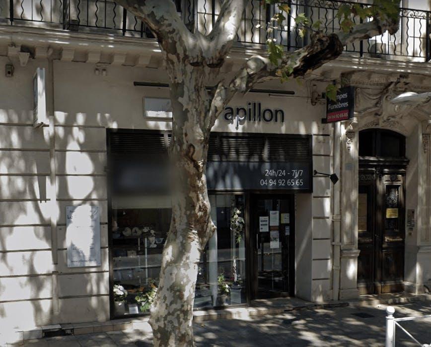 Photographie Pompes Funèbres Le Papillon à Toulon