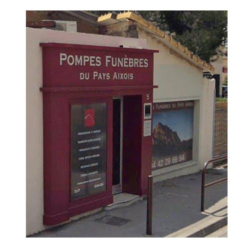 Photographie de la Pompes Funèbres et Marbrerie du Pays Aixois à Aix-en-Provence