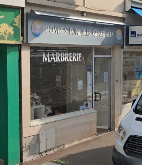 Photographie Pompes Funèbres Générales de Pacy-sur-Eure