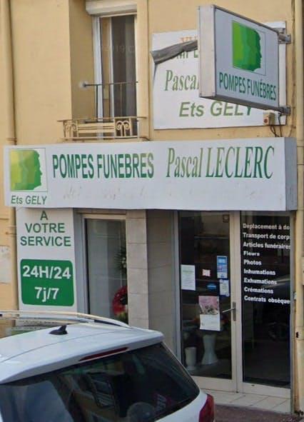 Photographie des Pompes Funèbres Pascal Leclerc à Perpignan