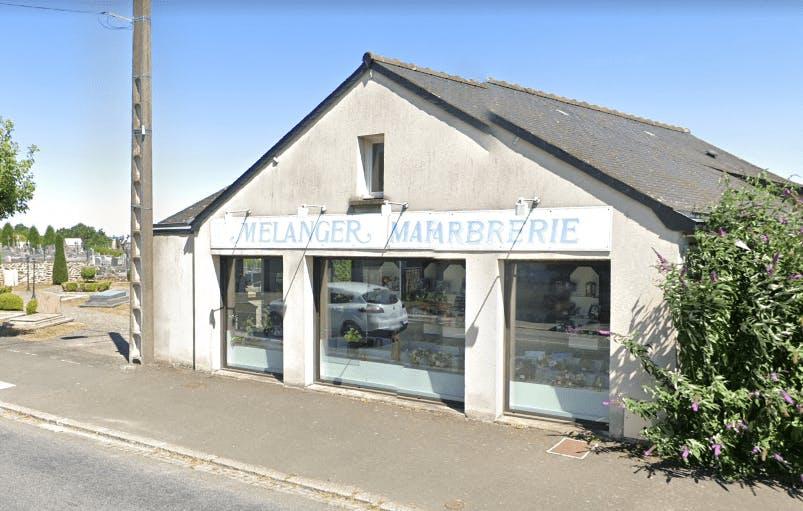 Photographie Pompes Funèbres et Marbrerie Mélanger de Mayenne