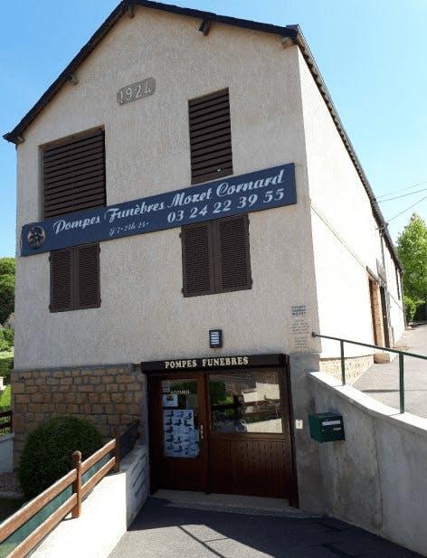 Photographie Pompes Funèbres MOZET de Dom-le-Mesnil