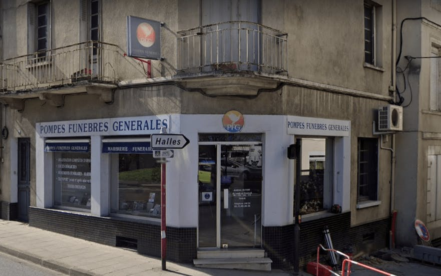 Photographie de la Pompes Funèbres Générales à Villeneuve-sur-Lot