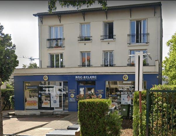 Photographie Pompes Funèbres Roc-Eclerc (153 Rue de la Porte de Trivaux) Clamart