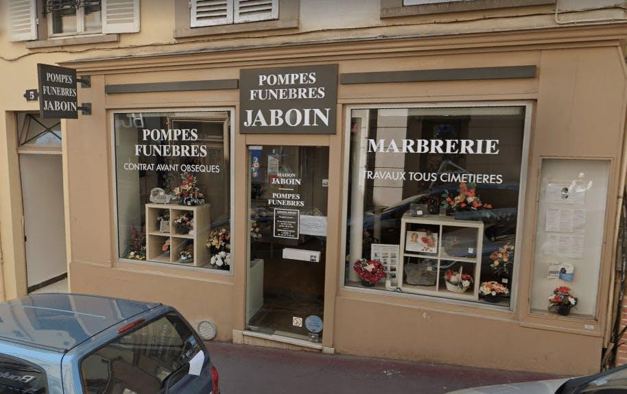 Photographie Pompes Funebres Jaboin de Saint-Cloud