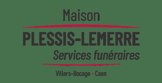 Photographies du logo des Pompes Funebres Plessis Lemerre