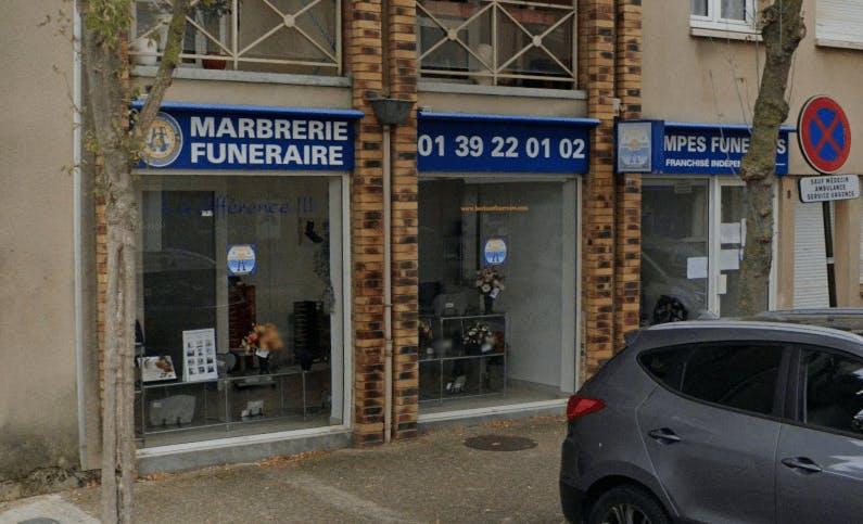 Photographie de la Pompes Funèbres et Marbrerie Horizon Funéraire à Achères