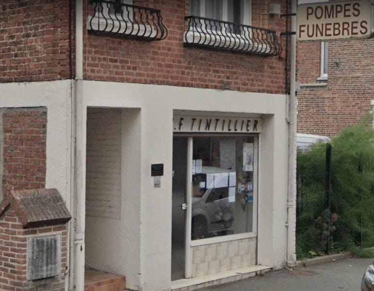 Photographie Pompes Funèbres Tintillier Saint-André-lez-Lille