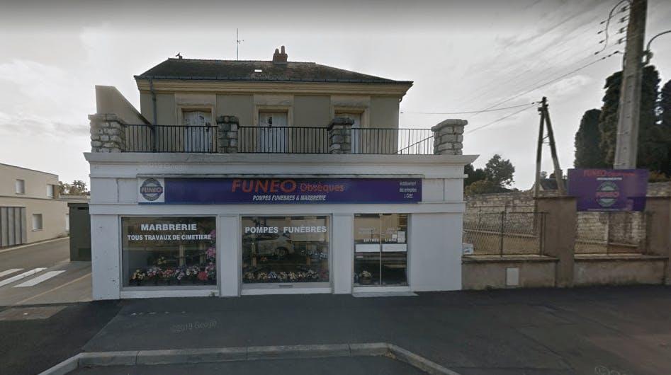 Photographie Funeo Obsèques Services funéraires de Saumur