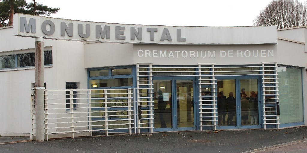 crematorium de rouen