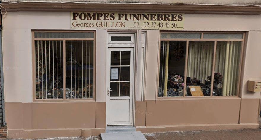 Photographie de Pompes Funèbres Georges Guillon de Brezolles