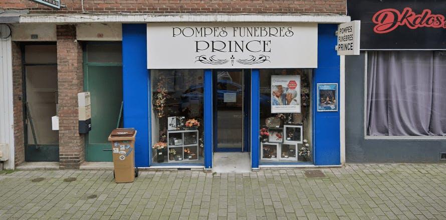 Photographie Pompes Funèbres Prince à Dunkerque