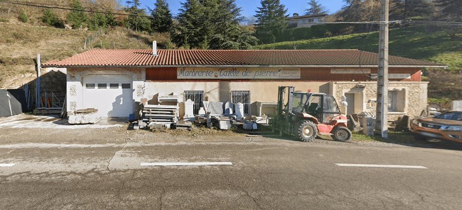 Photographie de la Marbrerie Paccallet Lucien à La Terrasse-sur-Dorlay