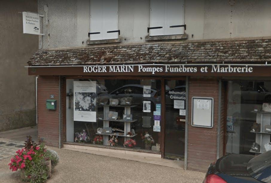 Photographie Pompes Funèbres et Marbrerie Roger MARIN de La Chapelle-la-Reine
