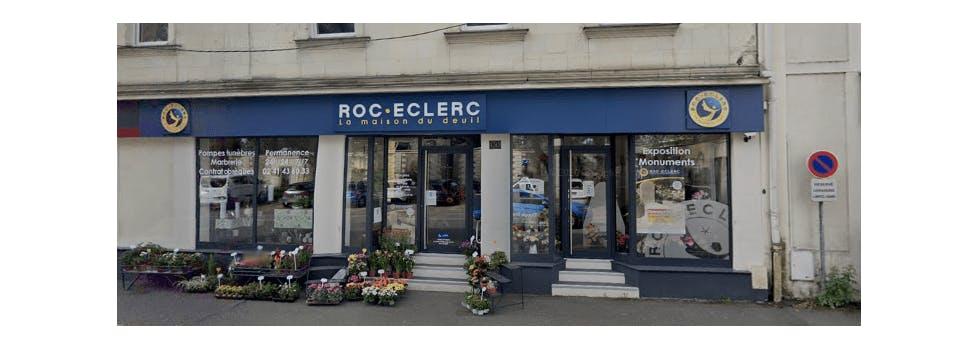 Photographie de la Pompes Funèbres Roc Eclerc à Saint-Etienne