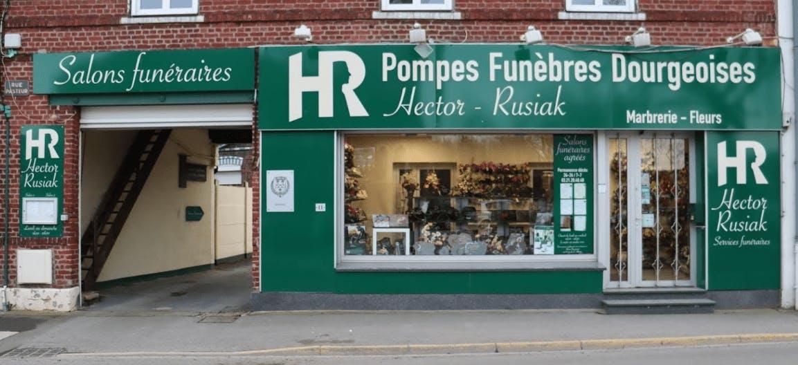 Photographie Pompes Funèbres Héraut-Sion de Dourges