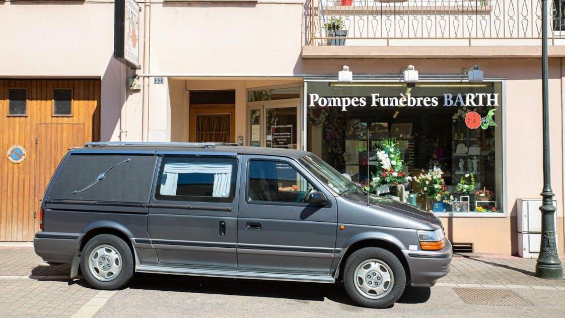 Photographies des Pompes Funèbres Barth à Bouzonville