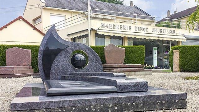 Photographies des Pompes Funèbres Marbrerie Pinot Chubilleau à Nogent-le-Rotrou