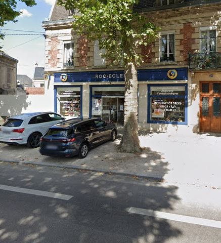 Photographie Pompes Funèbres Roc-Eclerc Soissons