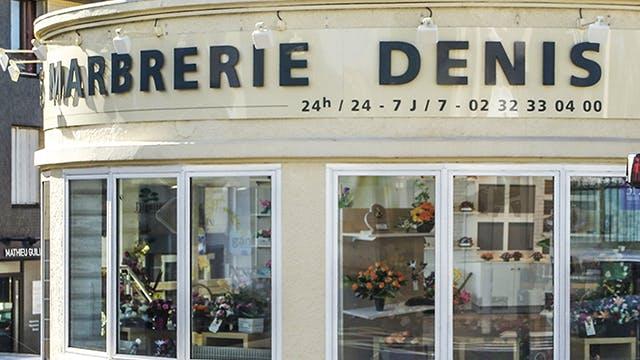 Photographie Pompes Funèbres et Marbrerie Denis Evreux