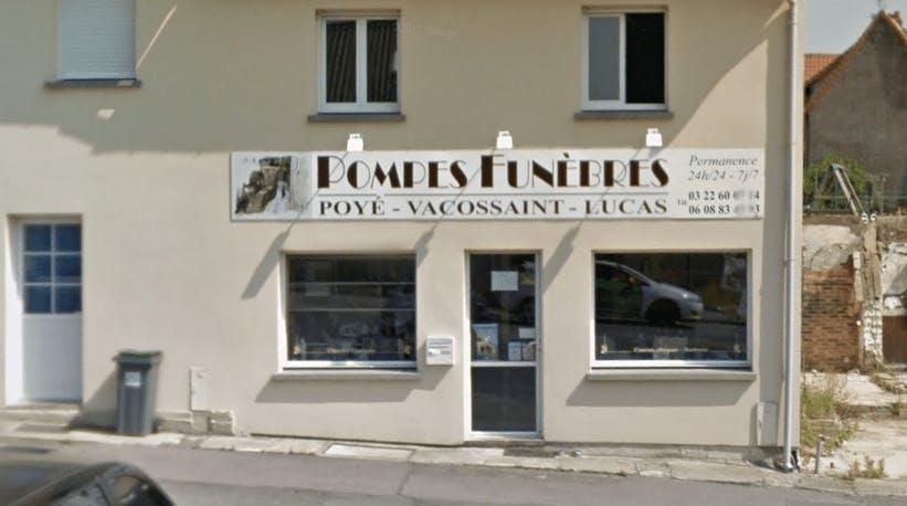 Photographie Pompes Funèbres Poye Vacossaint Lucas de Beauchamps