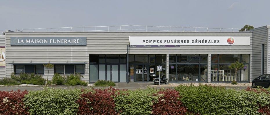 Photographie Pompes Funèbres Générales de Mérignac