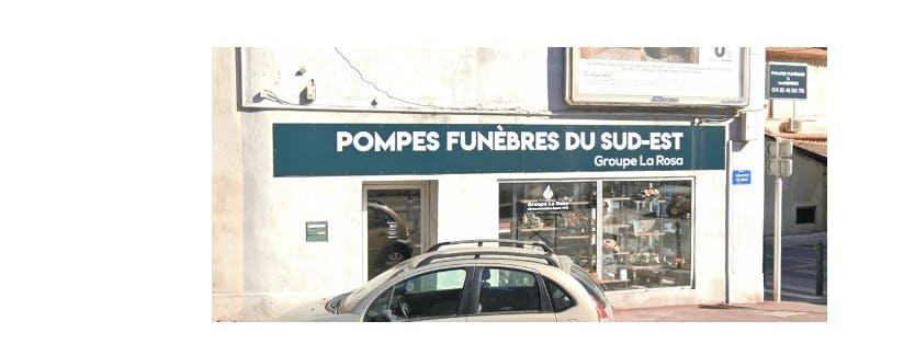 Photographie de la Pompes Funèbres 13 à Marseille