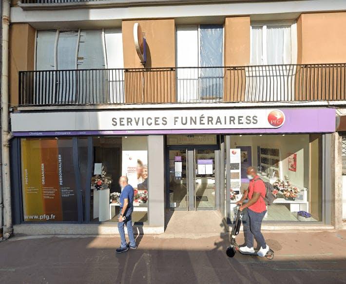 Photographie Pompes Funèbres Générales Champigny-sur-Marne