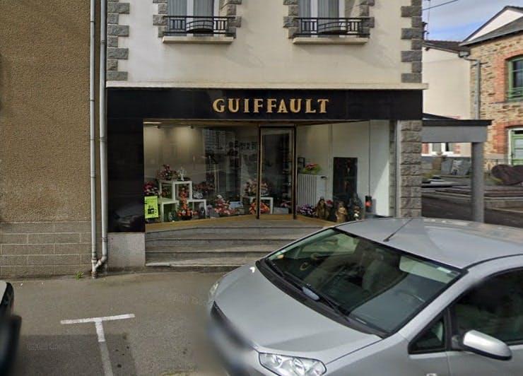 Photographies des Pompes Funèbres Marbrerie Guiffault à La Guerche-de-Bretagne