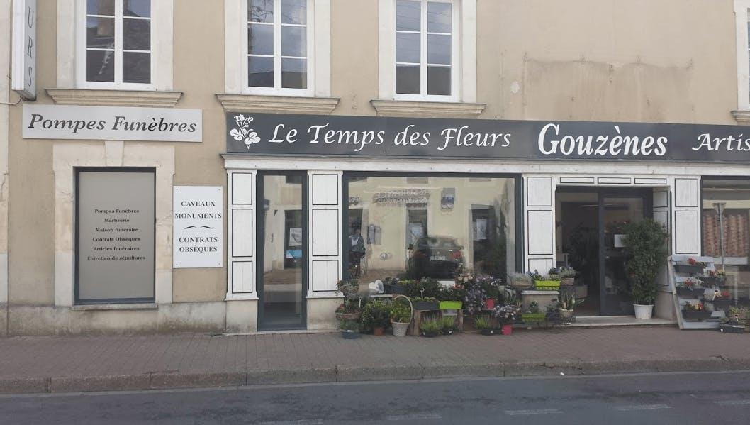 Photographie Pompes Funèbres Gouzènes de Château-du-Loir